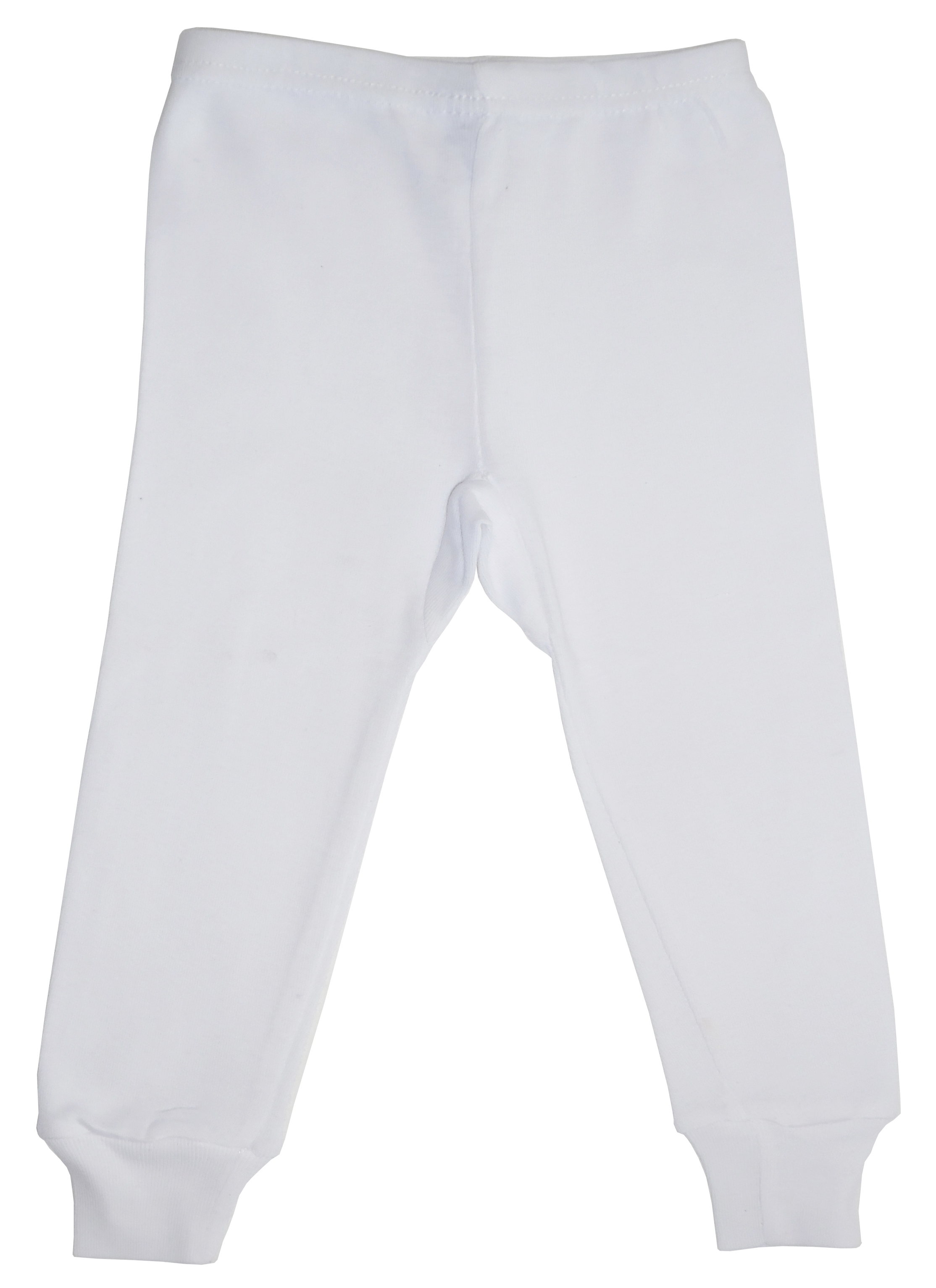 White Long PANTS
