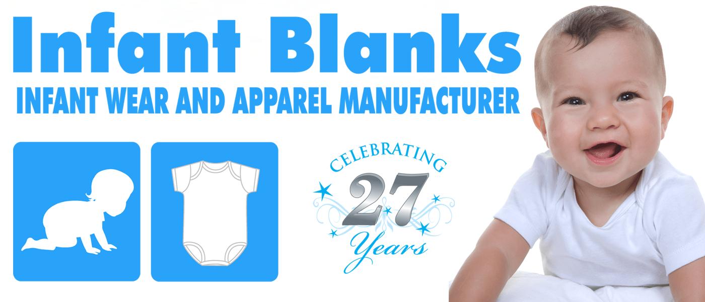 Infant Blanks