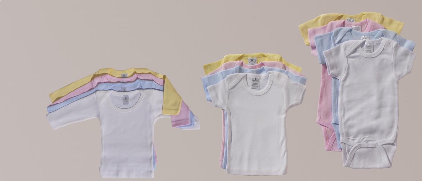 Onezies, Lap-T's & Shirts